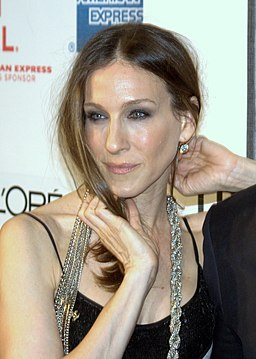 Sarah Jessica Parker at the 2009 Tribeca Film Festival 2