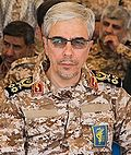 Sardar Mohammad Bagheri in Great Prophet Wargame in April 2016 by tasnimnews 01().jpg