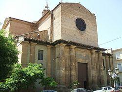 Sariñena - Iglesia San Salvador 03.JPG
