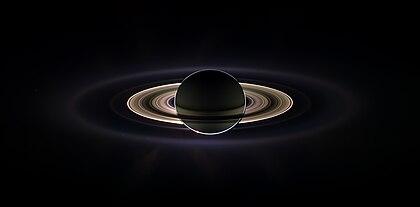 Saturn Ringe