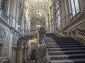 Scalone juvarriano di Palazzo Madama a Torino - HDR mantiuk.jpg