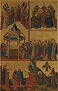 Scenes from the Lives of the Virgin and other Saints, by Giovanni da Rimini