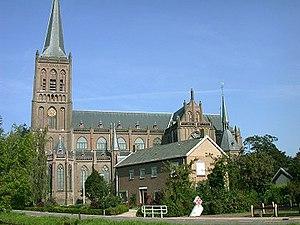 Schalkwijk, Utrecht - St. Michael's Church