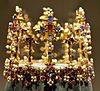Schatzkammer Residenz Muenchen crown of an english queen 1370.jpg