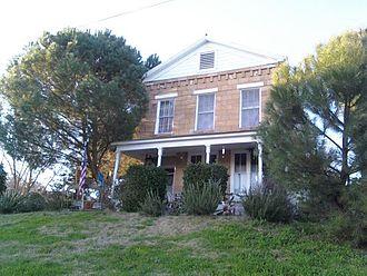 Abraham Schell House - Image: Schell House