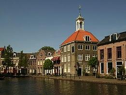 Schiedam, zicht op haven foto2 2008-05-12 11.32