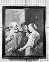schilderij petrus verloochent jezus. karel dujardin - amsterdam - 20014176 - rce