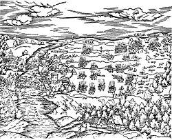 Batalla de Mühlberg (1547) 250px-Schlacht_bei_M%C3%BChlberg_1547