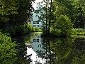 Schloss Bredebeck Teich.JPG