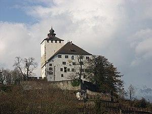 Grabs - Image: Schloss Werdenberg SE 1
