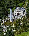 Schlosspark Linderhof, Königliche Villa (9686096588).jpg