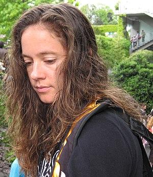 Patty Schnyder - Image: Schnyder Roland Garros 2009 1