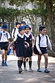 School children of Nara, Japan; May 2012.jpg