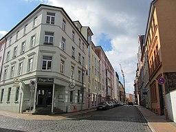 Wallstraße in Schwerin