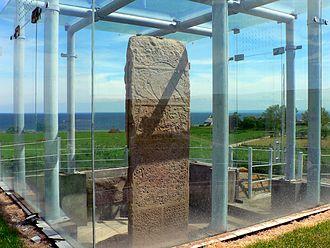 Clach a' Charridh - Image: Scotland Highlands Shandwick Stone