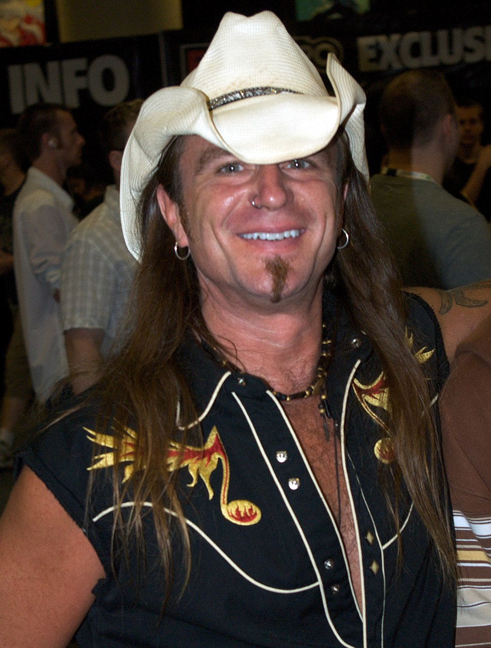 Scott McNeil at Fan Expo 2009