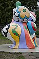 Sculpture Nana Niki de Saint Phalle Leibnizufer Hanover Germany 05.jpg