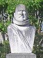 Sculpture de Theodore Agrippa D'Aubigné á Pons (cropped).jpg
