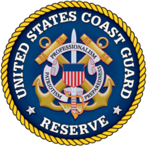 United States Coast Guard Reserve - Seal of the United States Coast Guard Reserve.