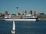Seattle Space Needle Cruise Ship (2874286558).jpg