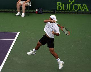 Sébastien Grosjean French tennis player