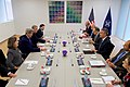 Secretary Kerry, Assistant Secretary Nuland Sit With NATO Secretary-General Stoltenberg in Brussels (27858957101).jpg