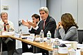 Secretary Kerry Delivers Remarks at a Center for American Progress Board Meeting in Washington (21712406054).jpg