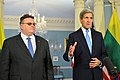 Secretary Kerry and Lithuanian Foreign Minister Linkevicius Address Reporters Before Their Bilateral Meeting (16559164087).jpg