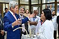 Secretary Kerry speaks to a student about her research at the Indian Institute of Technology (1).jpg