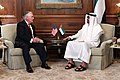 Secretary Tillerson Meets With UAE Crown Prince Mohammed bin Zayed in McLean (33888075613).jpg