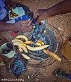 Selling roast plantain in ilorin.jpg