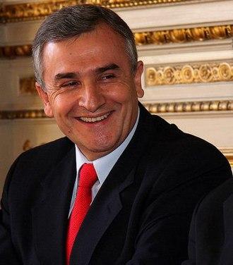 Governor of Jujuy Province - Image: Senator Gerardo Morales