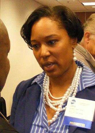 Lena Taylor - Image: Senator Taylor