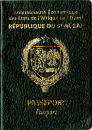 Senegalese passport