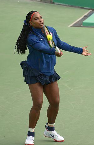 2016 WTA Finals - Serena Williams won her 22nd Grand Slam title at Wimbledon.