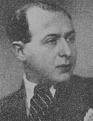 Sergiu Dan - Sergiu Dan, in a photograph taken before 1935