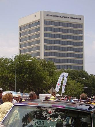 Service Corporation International - Headquarters