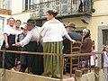 Sfilata delle sagre, famiglia contadina Serravalle.jpg