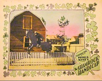 The Shamrock Handicap - Lobby card