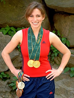 USA Gymnastics National Championships - Shannon Miller