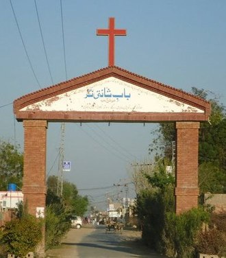 Khanewal - Khanewal is home to a sizable Christian minority