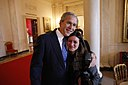 Shealah Craighead with George W. Bush.jpg