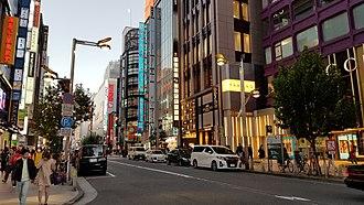 Shinjuku - Shinjuku shopping street