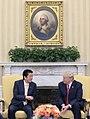 Shinzō Abe and Donald Trump in Washington, D. C. (4).jpeg