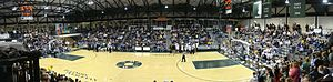Illinois Wesleyan University - Shirk Center
