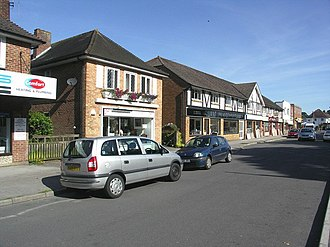 West Parley - Shops at Parley Cross