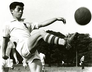 Shunichiro Okano - Shunichiro Okano in 1953