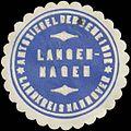 Siegelmarke Amtssiegel der Gemeinde Langenhagen Landkreis Hannover W0382809.jpg