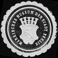 Siegelmarke Märkisches Museum der Stadt Berlin W0227162.jpg