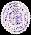 Siegelmarke Magistrat der Königlich Bayerischen Stadt Helmbrechts W0229312.jpg